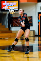 9-15-15 LaPorte vs Lake Central Volleyball