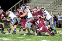 10-2-15 Chesterton vs Lake Central Football