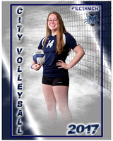 2017-18 Volleyball