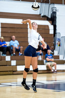 9-10-15 Chesterton vs MC Volleyball